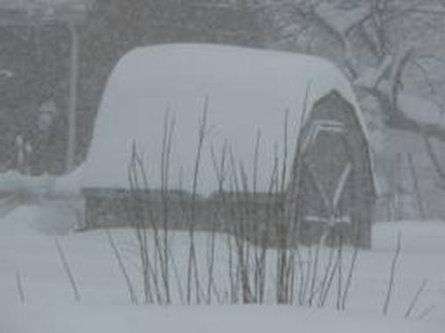 Prince William County Virginia Snowmageddon