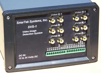 SVS-1 rear connections